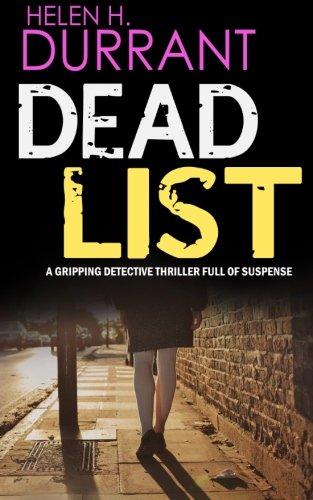 DEAD gripping detective thriller suspense