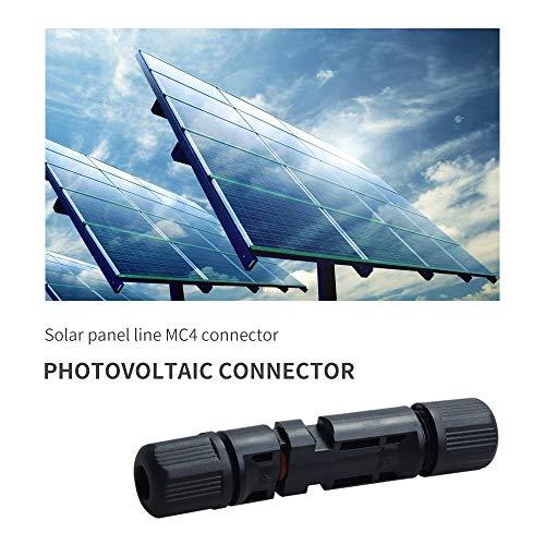 20 Paar Solar Panel Draht Wasserdicht MC4 Stecker Stecker und Buchse für Haus Solar System