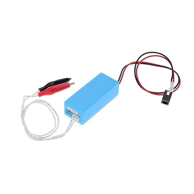 UKCOCO 2 pz 12 V CC Ingresso CCFL Inverter Tester CCFL Lampada Test Tool Riparazione Cavo per TV LCD Laptop Backlight Repair