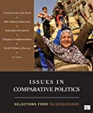 Issues in Comparative Politics, CQ Researcher Editors, 160871831X