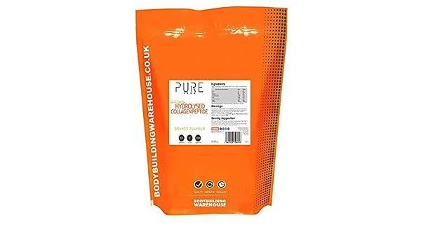 BODYBUILDING Warehouse Puro hidrolizado COLÁGENO (peptiplus) Polvo - 1kg: Amazon.es: Salud y cuidado personal