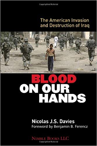Blood on Our Hands: The American Invasion and Destruction of Iraq 51viyDx3xmL._SX331_BO1,204,203,200_