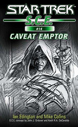 Star Trek: Caveat Emptor (Star Trek: Starfleet Corps of Engineers Book 14)
