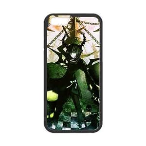 iPhone 6 Plus 5.5 Inch phone case Black Black Rock Shooter MMWW7114710