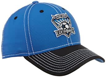 MLS San Jose Earthquakes Authentic Player's Hat, S/M
