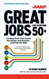 img - for Great Jobs For Everyone 50+ (Thorndike Press Large Print Health, Home and Learning) book / textbook / text book