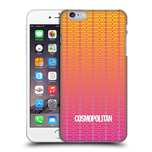 Official Cosmopolitan Ombre 3 Fun Summer Hard Back Case for Apple iPhone 6 Plus / 6s Plus