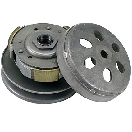 Amazon.com: MORTCH GY6 125cc 150cc CVT Rear Clutch Pulley Assy for 1P52QMI 1P57QMJ Scooter ATV Engine: Automotive