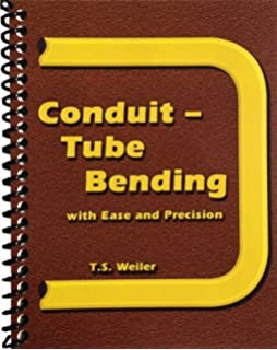 Uglys conduit bending alan w stanfield 9780763783143 amazon tube bending simplified conduit tube bending with ease and precision fandeluxe