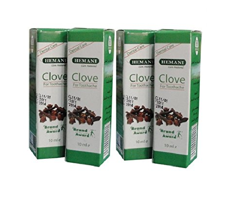 clove oil for tooth aches - 8
