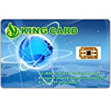 Image of KING CARD Unlock Sim for Apple iPhone 7+ 7 6S+ 6S 6 5C 5S - Any Carrier - AT&T, Verizon, Sprint, T-Mobile, GSM or CDMA