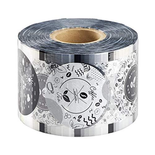 Karat C7015 98mm PET Sealing Film - Generic (Cup Sealer Film)