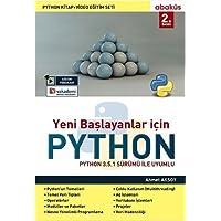 Yeni Başlayanlar İçin Python: Python 3.5.1 Sürümü İle Uyumlu