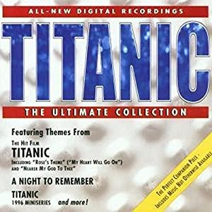 Titanic: The Romantic Themes [SOUNDTRACK]