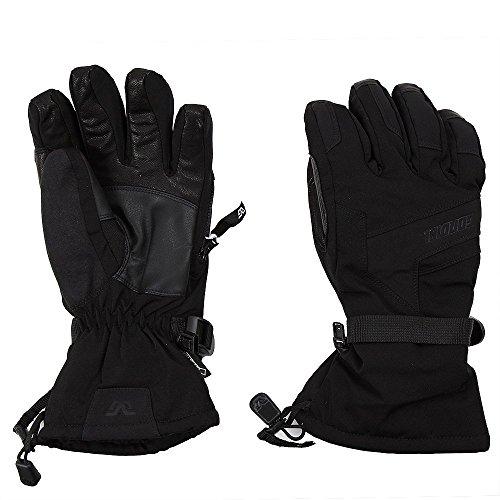 Gordini Men's Da Goose V GTX Gloves, Black, X-Large