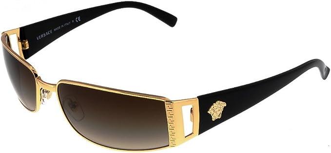 Versace VE2021 100213 60 Femme Lunettes de soleil: Versace