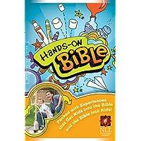 NLT Hands-On Bible HB revised ed