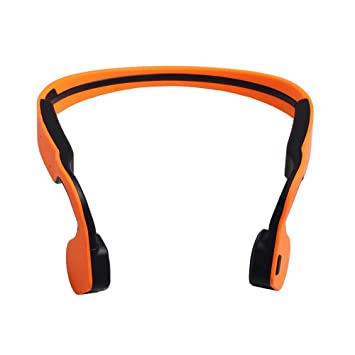 Auriculares Inalámbricos Auriculares Bluetooth Conducción De Hueso Auriculares Deportivos 4,1 Cuello-Correa Auricular