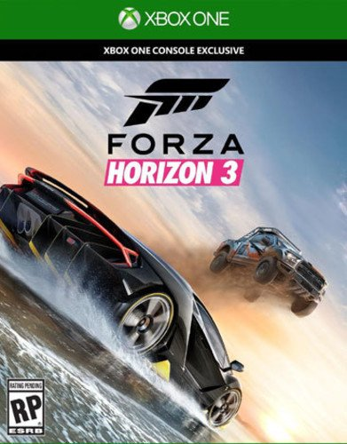 Forza Horizon 3 - Xbox One (Xbox One Cd)