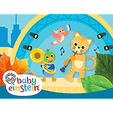 Baby Einstein Baby S First Sounds Discoveries For Little Ears