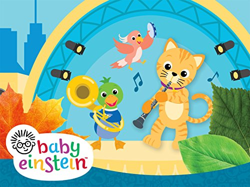 - Baby Einstein Baby's First Sounds - Discoveries for Little Ears