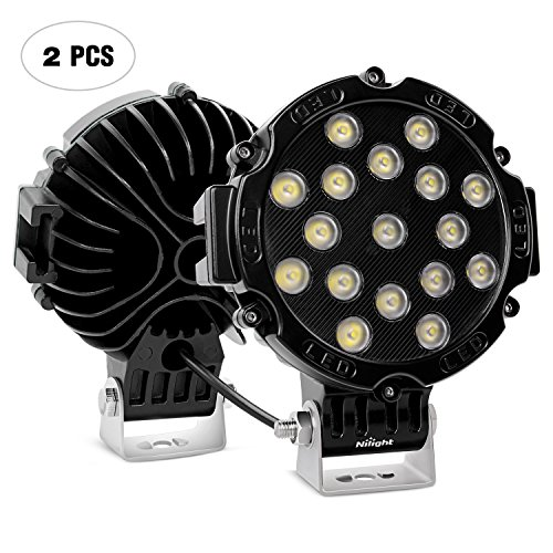 Nilight 5100LM Driving Hunters Warranty product image