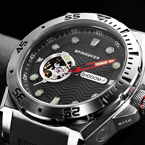 Spinnaker Overboord Japan Automatische Horloge - SP-5023-0C