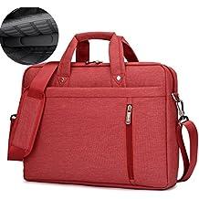 SNK 13 14 15-15.6 Inch Fashion Durable Waterproof Computer Laptop/Notebook/Tablets/MacBook Messenger Shoulder Bag Carry Case Briefcase