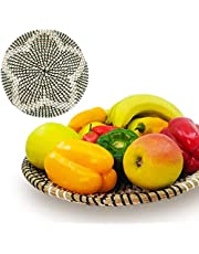 Ann Lee Design Rattan Woven Fruit Basket