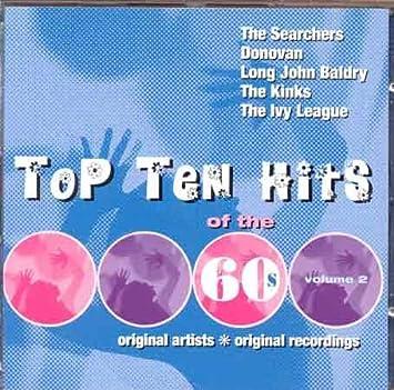 Top ten hits of the 60s