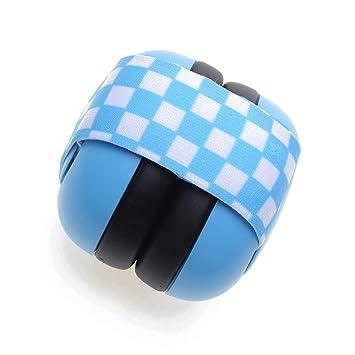 Baby Ear Defenders Protección auditiva Safety Ear Muffs para recién nacidos Infant Autism Kids Auriculares con cancelación de ruido para dormir Estudiando ...
