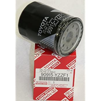 oil filter for 2003 toyota camry
