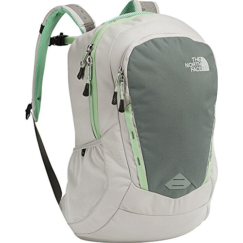 The North Face Women's Vault Backpack - Lunar Ice Grey/Sedona Sage Grey - One Size (Past Season)