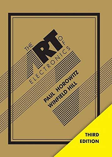 The Art of Electronics by Cambridge University Press