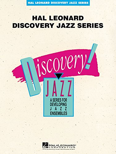 (Hal Leonard The Best of Discovery Jazz (CD) Jazz Band Level 1-2 Composed by)