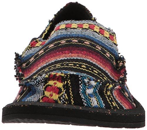Red Funk Vagabond Men's Loafer Blanket Sanuk 7wqIE5c7n