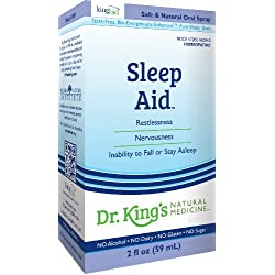 Dr. King's Natural Medicine Sleep Aid, 2 Fluid Ounce