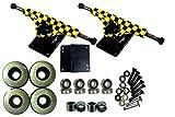 """esKape 5"""" Truck/52mm Wheels Complete Skateboard Parts Set"""