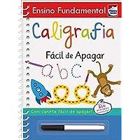 Ensino fundamental - Fácil de apagar: Caligrafia