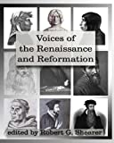 Voices of the Renaissance and Reformation, Robert G. Shearer, 1882514653