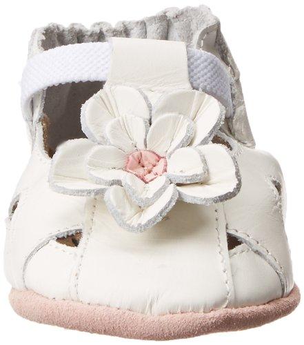 Robeez Pretty Pansy Soft Sole Sandal (Infant)