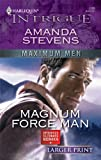 Magnum Force Man, Amanda Stevens, 0373889437