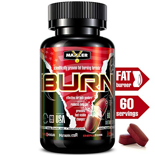 iBurn Multistage Thermogenic Metabolization Featuring