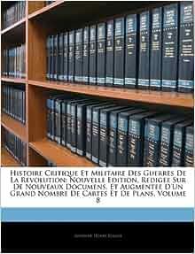 Nombre De Cartes Et De Plans, Volume 8: Antoine Henri Jomini