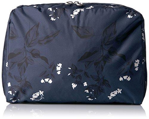 LeSportsac Essential X-Large Cosmetic, Botanical Blue