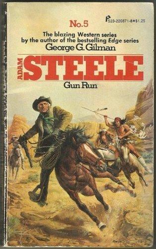 book cover of Gun Run