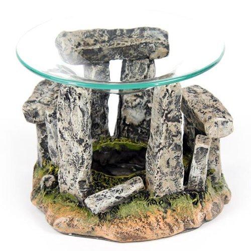 Stone Circle Oil Burner by Puckator