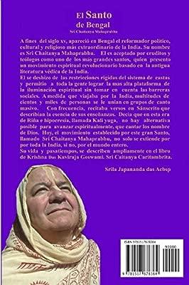 Sri Chaitanya Mahaprabhu: El Carácter de la Fuerza Vital de ...