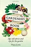 The Gardeners' Book, Diana Craig, 1843179571