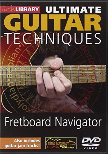 Ultimate Guitar Techniques: Fretboard Navigator